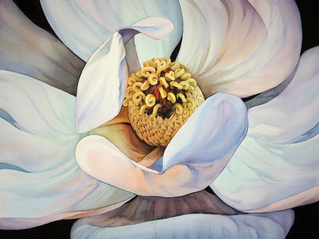 Magnolia Sunny Daffodil - 72 x 55 cm